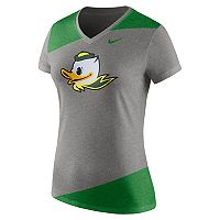Women's Nike Oregon Ducks Champ Drive Tee