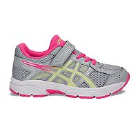 ASICS GEL-Contend 4 Preschool Girls' Running Shoes