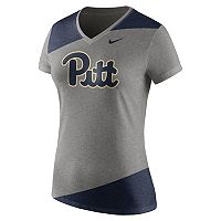 Women's Nike Pitt Panthers Champ Drive Tee