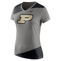 Women's Nike Purdue Boilermakers Champ Drive Tee