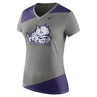 Women's Nike TCU Horned Frogs Champ Drive Tee