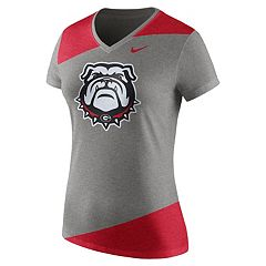 Women's Nike Georgia Bulldogs Champ Drive Tee