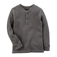 Baby Boy Carter's Long Sleeve Henley