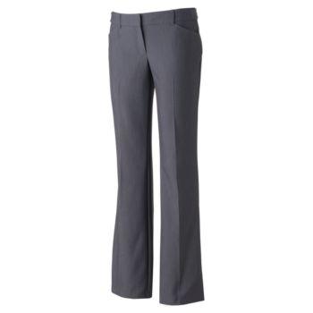 Juniors' Joe B Bootcut Dress Pants