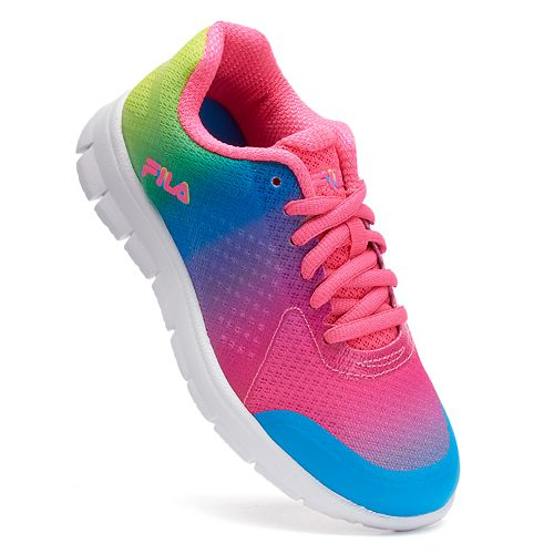 c558bd9ea51e FILA® Faction Girls  Lace-Up Athletic Shoes