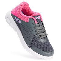FILA® Faction Girls' Lace-Up Athletic Shoes
