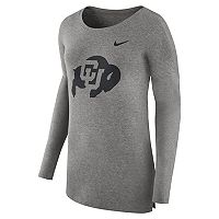 Women's Nike Colorado Buffaloes Cozy Knit Top