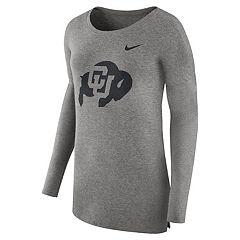 Women's Nike Colorado Buffaloes Cozy Knit Top