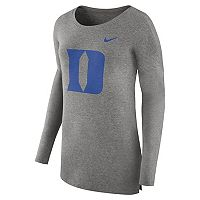 Women's Nike Duke Blue Devils Cozy Knit Top