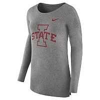 Women's Nike Iowa State Cyclones Cozy Knit Top