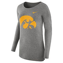 Women's Nike Iowa Hawkeyes Cozy Knit Top