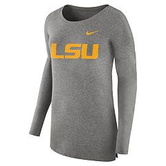 Women's Nike LSU Tigers Cozy Knit Top