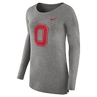 Women's Nike Ohio State Buckeyes Cozy Knit Top