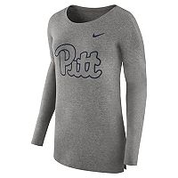 Women's Nike Pitt Panthers Cozy Knit Top