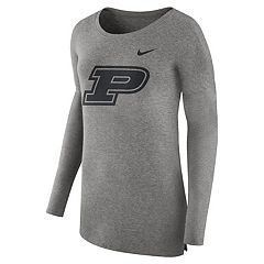 Women's Nike Purdue Boilermakers Cozy Knit Top