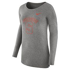 Women's Nike Syracuse Orange Cozy Knit Top