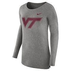 Women's Nike Virginia Tech Hokies Cozy Knit Top