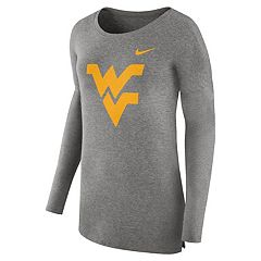 Women's Nike West Virginia Mountaineers Cozy Knit Top