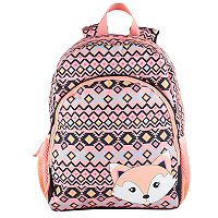 Kids Fox Tribal Backpack