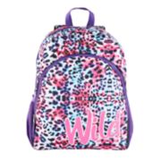 "Kids Cheetah ""Wild"" Backpack"