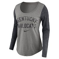 Women's Nike Kentucky Wildcats Raglan Essentials Tee
