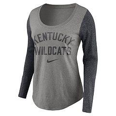 Women's Nike Kentucky Wildcats Raglan Essentials Tee
