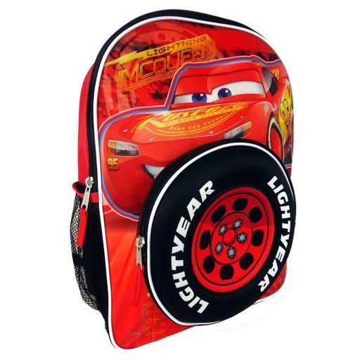 Disney / Pixar Cars Lightening McQueen Kids Backpack