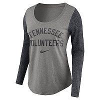 Women's Nike Tennessee Volunteers Raglan Essentials Tee