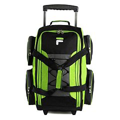 FILA® 22-Inch Carry-On Wheeled Duffel Bag