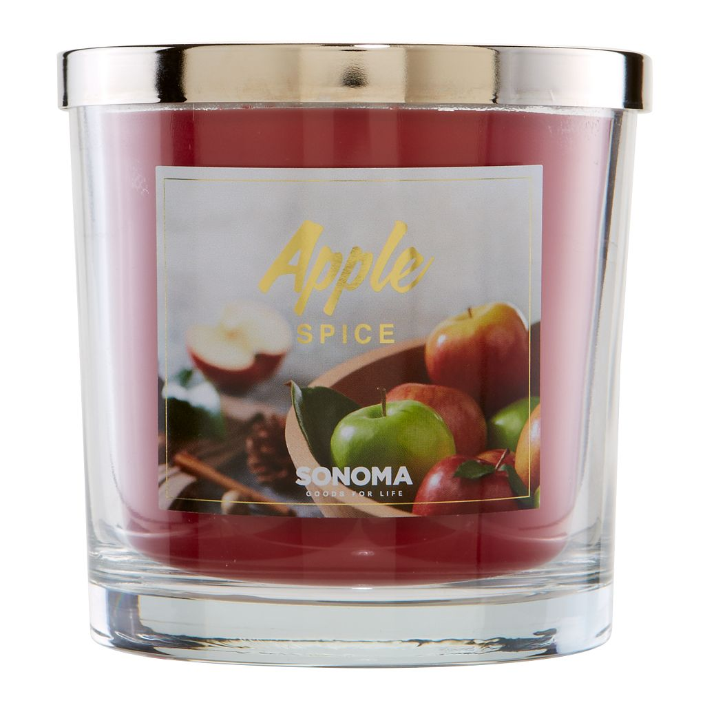 SONOMA Goods for Life™ 14-oz. Apple Spice Candle Jar
