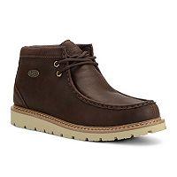 Lugz Sandstone Men's Moc Toe Boots