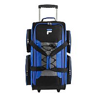 FILA® 26-Inch Lightweight Wheeled Duffel Bag