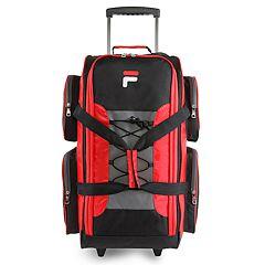 FILA® 26-Inch Wheeled Duffel Bag