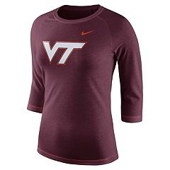 Women's Nike Virginia Tech Hokies Champ Drive Tee