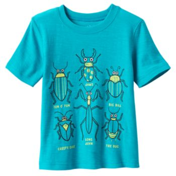 Toddler Boy Jumping Beans® Bugs Graphic Tee