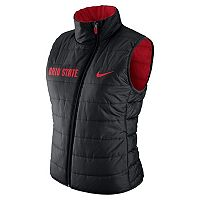 Women's Nike Ohio State Buckeyes Reversible Vest