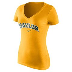 Women's Nike Baylor Bears Wordmark Tee