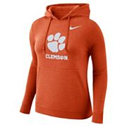 Women's Nike Clemson Tigers Fleece Hoodie