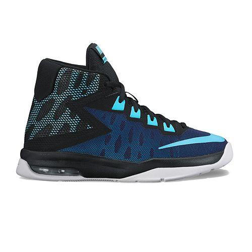5aec5c0db129 Nike Devosion Grade School Boys  Basketball Shoes