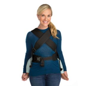 Infantino Gather Practical Wrap & Buckle Baby Carrier