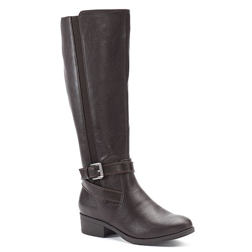 Croft & Barrow® Alice Women's Ortholite Riding Boots