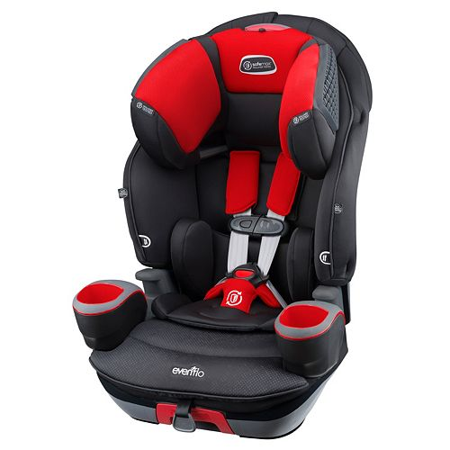 evenflo safemax 3 in 1 combination booster car seat. Black Bedroom Furniture Sets. Home Design Ideas