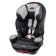 EvenFlo SafeMax 3 In 1 Combination Booster Car Seat
