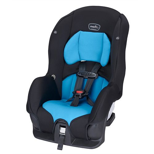 Graco Extend2Fit Convertible Car Seat 354 Regular 5499 EvenFlo Tribute LX