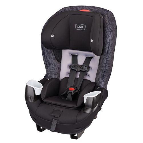 EvenFlo Stratos Convertible Car Seat