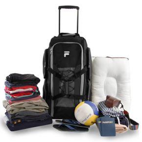 FILA® 32-Inch Lightweight Wheeled Duffel Bag
