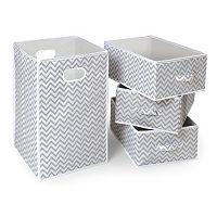 Badger Basket Folding Hamper & Baskets Set