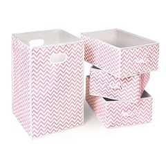 Badger Basket Folding Hamper & Baskets Set