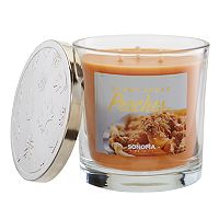 SONOMA Goods for Life™ 14-oz. Brown Sugar Peaches Candle Jar
