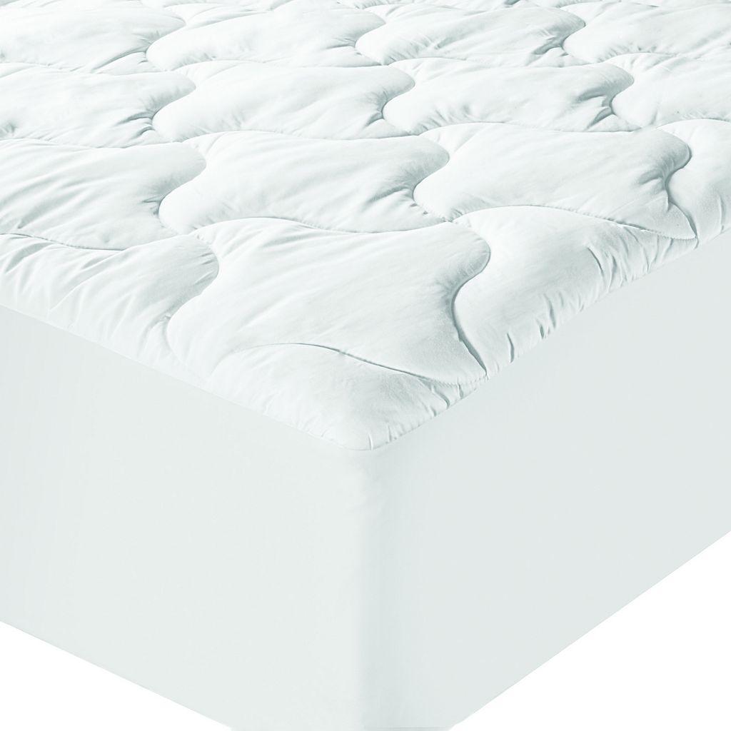 Sealy Posturepedic 400 Thread Count Luxury Mattress Pad